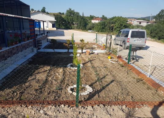 BURSA/MUSTAFAKEMALPAŞA/PAŞALAR'DA KREDİYE UYGUN SATILIK ÇİFTLİK - Bahçe