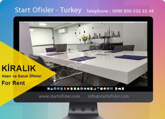 SANAL OFİS*VIRTUAL OFFİCE * Виртуальный офис* المكتب الافتراضي