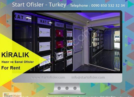SANAL OFİS * VIRTUAL OFFİCE * Виртуальный офис* المكتب الافتراضي