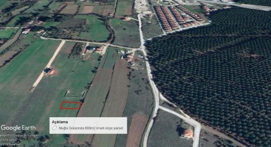 LA ROCCA EMLAK - GÜLAZI MEVKİİNDE %20 İKİ KAT İMARLI 600m2 ARSA