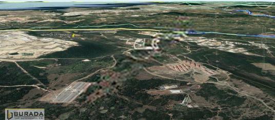 DİLOVASI MERMERCİLER 5.000 M² SANAYİ ARSASI BURADA - Arsa