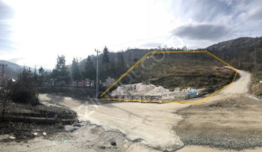 Satılık 2473 m2 Konut+Ticari Arsa Yomra Gürsel Mahallesi - Manzara