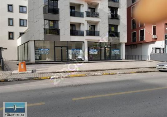 Pendik Sapanbağları 1000 M2 Dükkan Sözleşmeli Portföy - Sokak Cadde Görünümü