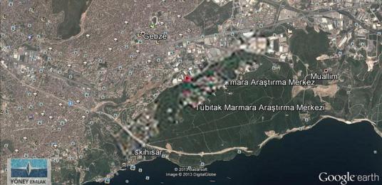 OKUL İMARLI EĞİTİM ALANI 3700 M2 - Harita