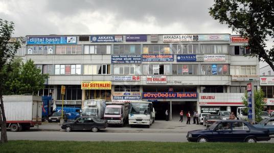 Kazım Karabekir'de 900m2 Yapılı Üretime Uygun Dükkan