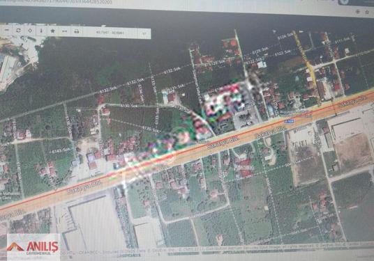 SAKARYA HENDEK AKOVA'DA E-5'E BİR PARSEL SATILIK ARSA - Site İçi Görünüm