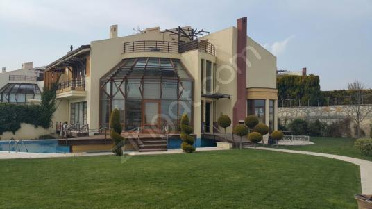 Silivri Sealybria Sitesi 6+2 Satılık Lüks Villa - Site İçi Görünüm