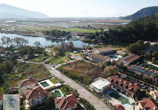 Dalyan Holiday Emlaktan satılık Göl Manzaralı turizm imarlı arsa
