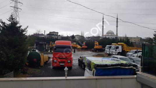 Sarıyer Zekeriyaköy de Kiralık Arsa