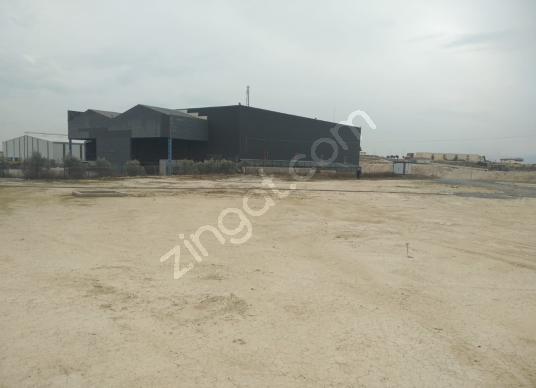 mersin organize sanayi bölgesinde satılık  fabrika.
