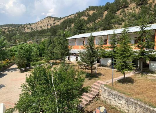 Seben Kesenözü Köyü'de Satılık Spa / Hamam / Sauna - Sokak Cadde Görünümü
