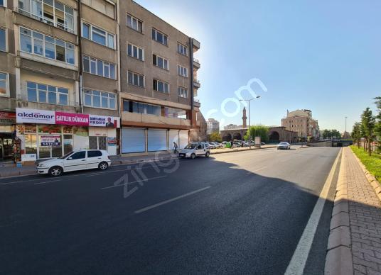 AKDAMAR - Seyyid Burhanettin Bulvarında 160 m2 Dükkan - Sokak Cadde Görünümü