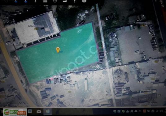 ADDRESS DEN İKİTELLİ OSB DE 4.700 M2 TİCARİ ARSA - Site İçi Görünüm