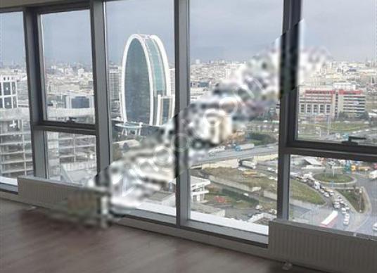 Halkali Nivo En Ferah 1+1 75 m2 bürüt - net 55 m2 Home Ofis