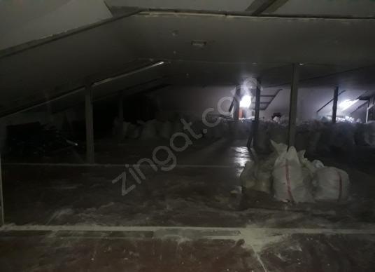 Bağcılar Yıldıztepe'de Kiralık 900m2 çatı katı iskanlı 14.000