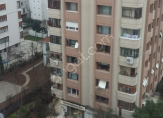 Göztepenin nezih sokağından rıdvanpaşa sokakta 3+1 kiralık daire - Dış Cephe