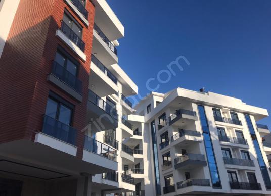 Konyaaltı hurmada 2+1 süper lüks satılık residence daire