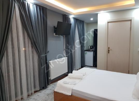 Bahçelievler'de Sıfır Satılık Butik Otel - Yatak Odası