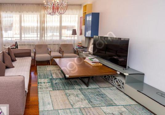 Etiler Maya Residence Satılık 2+1 169 m2 Eşyalı / Eşyasız Daire - Salon