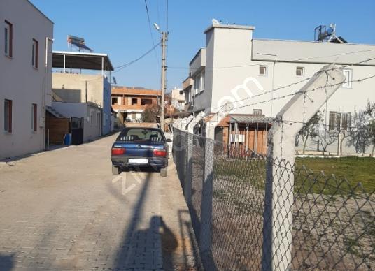Dikili Kabakum'da Satılık arsa - Sokak Cadde Görünümü