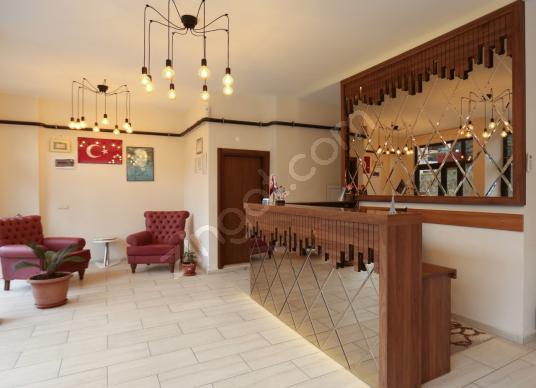 TRABZONDA KİRALIK DAİRE (HERŞEY DAHİL) - Mutfak