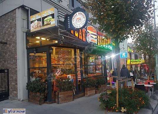 Bağcılar'da Devren Satılık Faal Burger Restoranı.Vizyon
