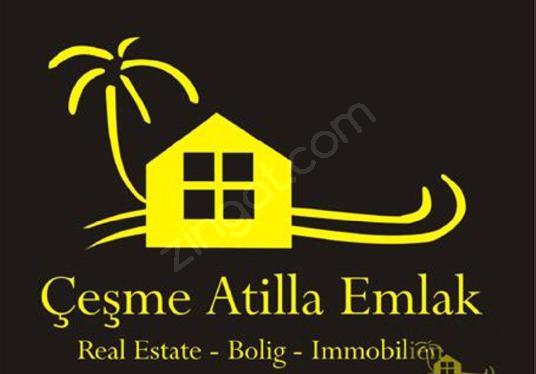 Çeşmede Satılık Arazi Atilla Emlak Çeşme Atilla Emlak - Logo