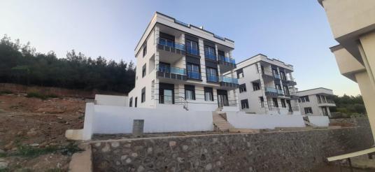 *İzmir Seferihisar Doğanbey'de Deniz Manzaralı Satılık 5+1 VİLLA - Dış Cephe