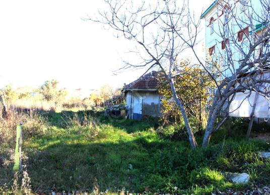 Koruköy de satılık bahçe