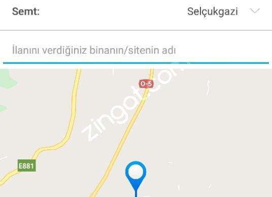 Osmangazi Selçukgazi'de Satılık Çok Amaçlı - Kat Planı