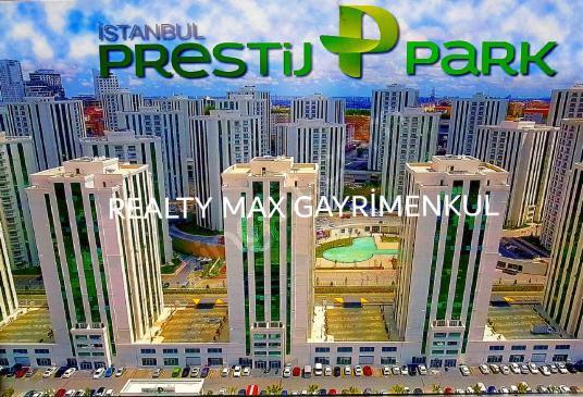 PRESTİJ PARK (C TİPİ) 3+1 171m2 Havuzlu, Manzaralı, Güney Cephe! - Site İçi Görünüm