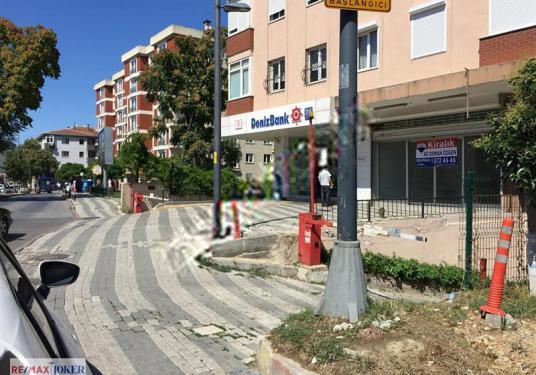 Üsküdar Bulgurlu Libadiye Caddesi Metroya Yakın Kiralık Dükkan