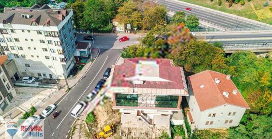 Kavacık Otağtepe Caddesinde Köşe Konumda Kiralık Ticari Bina - Site İçi Görünüm