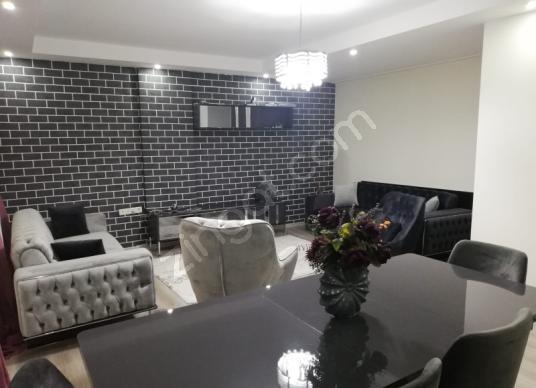 Manavgat Ilıca'da Satılık  4+1 EŞYALI dubleks - Salon