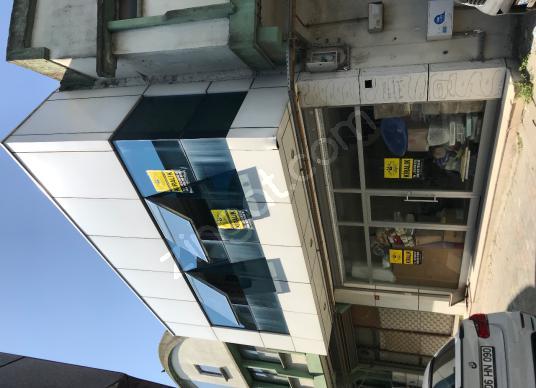 İstoç'ta dış K / iç K arkalı önlü satılık dükkan - Kapalı Otopark