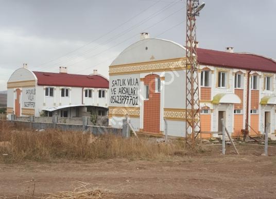 Sivas Merkez sicak cermik de Kiralık Villa - Dış Cephe