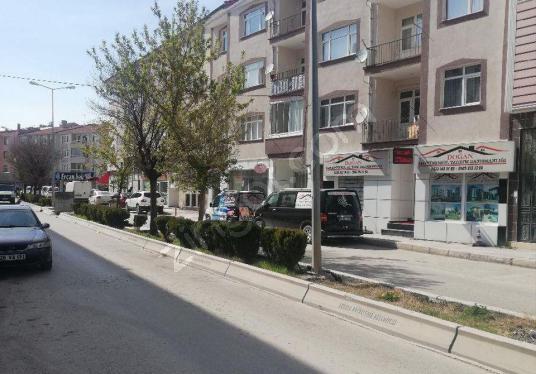 Ankara Polatlı İstiklal Mahallesi Satılık Ambar Deposu - Sokak Cadde Görünümü