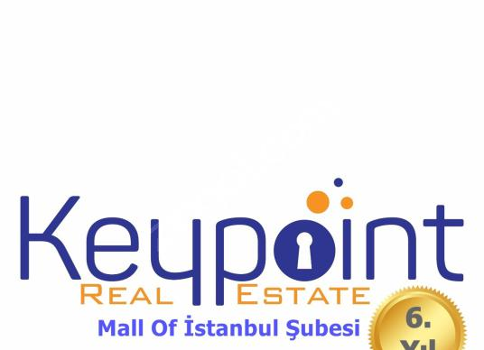 KIRALIK 1+1 EŞYALI FOR RENT IN MALL OF ISTANBUL 83M2 للايجار - Logo