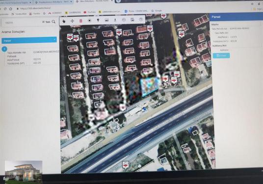 SİLİVRİ E-5 KARAYOLUNA 24 METRE CEPHE KÖŞE EMSALDEN TİCARİ+KONUT - Site İçi Görünüm