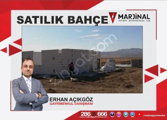 ÇUBUK TAŞPINAR DA SATILIK NET 867 M2 HOBİ BAHÇESİ.. - Logo