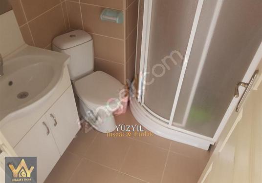 YÜZYIL'dan ARA KAT BALKONLU FERAH KULLANIŞLI 2+1 80 m2 KELEPİRR - Tuvalet