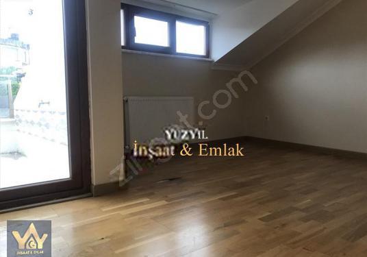 YÜZYIL'dan İSKELE 5DK DENİZ MANZARALI DUBLEX 3+1 160 m2 DAİRE - Salon