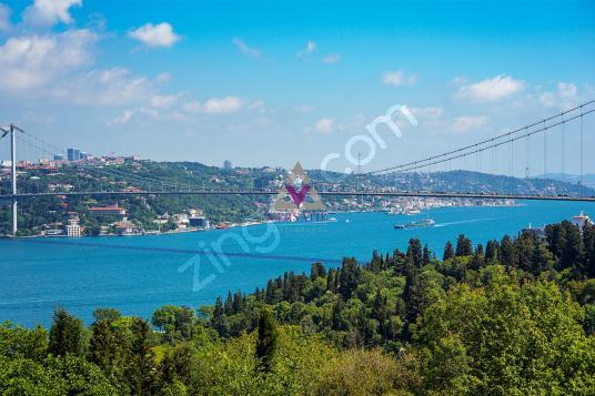 Üsküdar Nakkaş Tepe de Satılık 4+2 Havuzlu Köşk - Villa kandilli