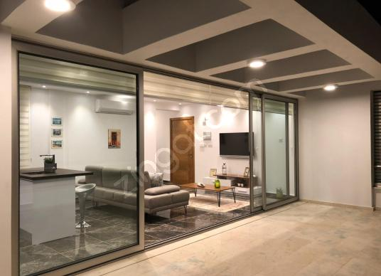 Dereboyun'da Ultra Lux Yarı Eşyalı Penthouse