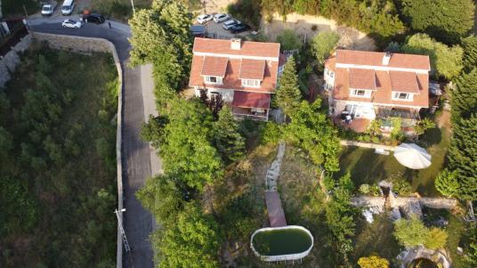 Çengeldere Mahallesinde 1600m² Arsa İçinde Satılık ikiz Villa - undefined