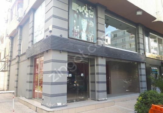 Kurtuluş Metro Sinema Sokağında Satılık Teraslı Dükkan İsyeri - Dış Cephe