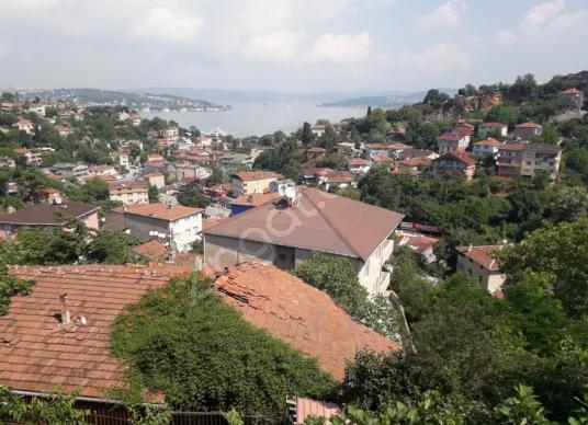 Beykoz Çubuklu'da Satılık Müstakil  deniz manzaralı 3 katlı ev