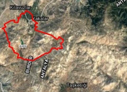 Kemer Belenli Köyü'de Satılık Özel Kullanım