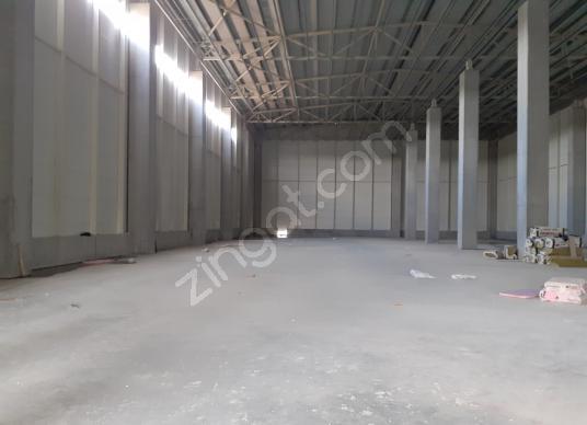 Tuzla orhanlı'da  6.460m2 kiralık fabrika, imalathane, depo