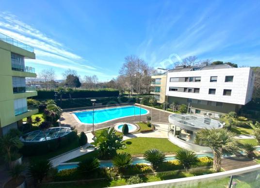 SERTAÇ MAZI 'DAN POLAT CADDEBOSTAN EVLERİNDE EN İYİ KONUMLU 4+1 - Yüzme Havuzu